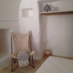 Local artisan ceramics and textiles at  La Picciosa