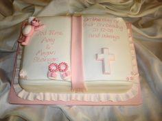 Bible Christening Cake(1)