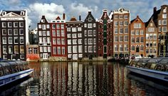 Travel & Adventures: Amsterdam. A voyage to Amsterdam, The Netherlands, Europe.