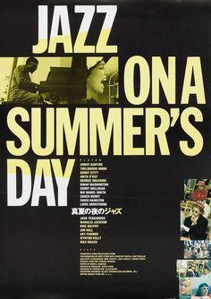 Jazz on a Summer's Day - Bert Stern