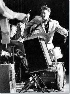 Elvis - Oklahoma City  April 19, 1956