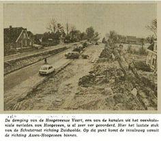 Demping kanalen Hoogeveen