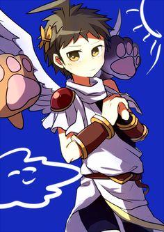 Danganronpa Kid Icarus Crossover