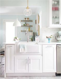 kitchen-makeover-white-cabinets-lay-baby-lay.jpg (600×775)