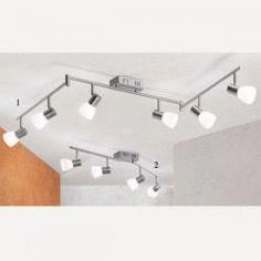 Tuscanor - Modern LED 4 Light Ceiling Light - STR 10-455/4