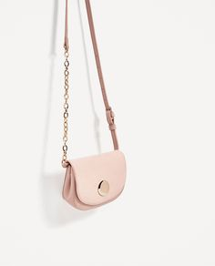 ZARA - COLLECTION AW/17 - CROSSBODY BAG WITH METAL DETAIL