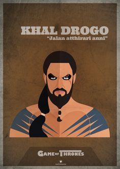 Khal Drogo: Jalan atthirari anni