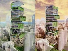 the future in city living