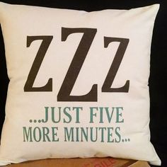 We love this pillow for nap time! #pillows #zzz #naps #napping #sleep