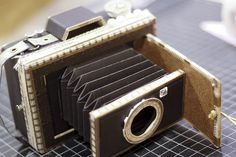 Tutorial for an amazing paper Camera - by Merdrey - Version 1
