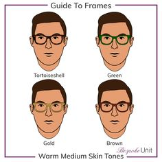 7adc2b270ba6c How To Choose Glasses  The Best Glasses For Face Shape   Skin Colour