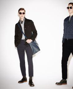 Louis Vuitton Men's PF '13 Look 08