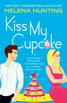 "Read ""Kiss My Cupcake"" by Helena Hunting available from Rakuten Kobo. As two neighborhood shop owners battle for business, they prove opposites attract in this outrageously funny romantic co. Good Romance Books, Good Books, Books To Read, My Books, Romance Novels, Writing Romance, Teen Romance, Paranormal Romance, Helena Hunting"