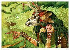 Trollschaman  Ally by Wursu on DeviantArt