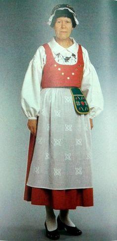 Pukkilan kansallispuku. Toini-Inkeri Kaukonen: Suomalaiset kansanpuvut ja kansallispuvut. WSOY. Folklore, Your Image, Free Images, Photo And Video