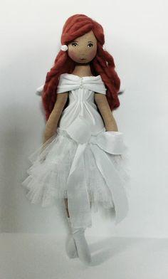 Moje anielskie inspiracje: Rudzielec.
