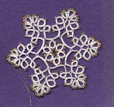Tat's All presents...Rita's Snowflake