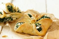 Spinach and Feta Appetizers
