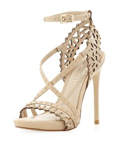 BCBGMAXAZRIA Esra Studded Sandals