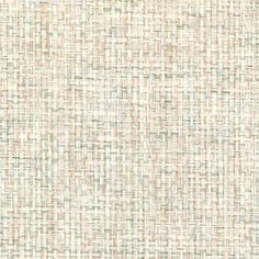Wallpaper: Japanese Paper Weave - Camel/Grey 1604