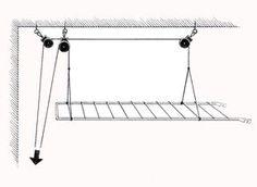 10 Meilleures Idees Sur Etendoir Plafond Etendoir Plafond Etendoir Etendoir Linge