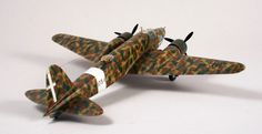 """FIAT CR.25 by """"DEAD"""" (Special Hobby 1:72)"""