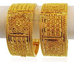 22K Gold Bridal Kada (1 Pc only) ( Kadas )