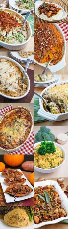 15 Tasty Thanksgiving Side Dish Recipes