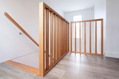 wooden internal balustrade designs - Google Search