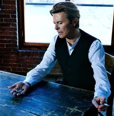 Bowie by Markus Klinko The Cross