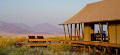 Dune Camp: Desert Gem Safari Tents in Namibia Best Camping Lantern, Camping Lanterns, Tent Camping, Glamping, Luxury Tents, Luxury Camping, Hotels And Resorts, Best Hotels, Fogo Island Inn