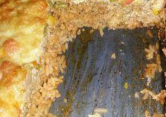Zöldséges rakott rizs