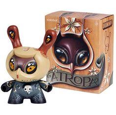 """Atropa Dunny"" designer toy by Jason Limon"