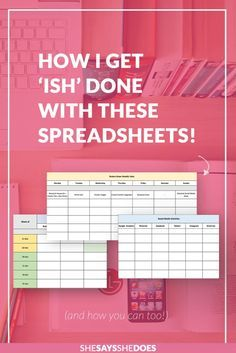 Sometimes all you need is a system to stay organised and remain productive. See how I do it and see how you can implement my methods to stay more organised and more productive in your business.