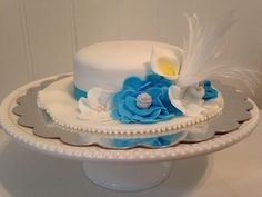 Church Hat cake