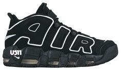 Nike Air More Uptempo Black White 2016 Release Date. The Nike Air More  Uptempo returns in its original (OG) Black White color scheme. b44226943