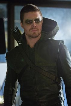 Now, I love Smallville, but, Stephen Amell will always be Green Arrow to me.