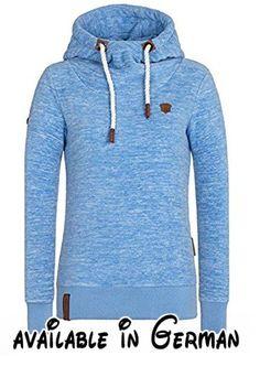 Naketano Mandy will Vögel(n) VI W hoodie blue heather