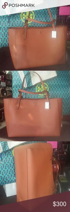 Tory Burch handbag NWOT, COMES WITH DUST BAG, SHOPPING BAG Tory Burch Bags Totes