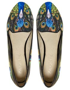 ALDO Peacock shoes