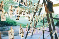 7 Fun Ideas for Polaroids at Weddings - Emmaline Bride   Handcrafted Weddings, Real Wedding Inspiration, Love for Handmade