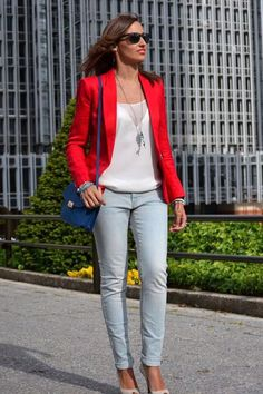 Fashion Style red