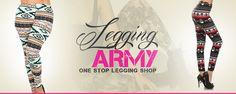 Womens Leggings | Kids Leggings | Girls Leggings | Print Leggings | Plus Size Leggings | Yoga Pants | Legging Army