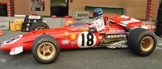 Ferrari 312B, Jacky Ickx, Canda 1970