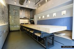 Dogmatic Restaurant in New York // EFGH Studio