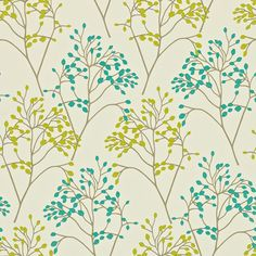 teal and yellow wallpaper - Google Search