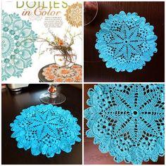 Doilies in Color | Cera Boutique