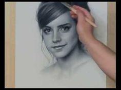 Comment dessiner une bouche réaliste [Tutoriel] 2 - YouTube