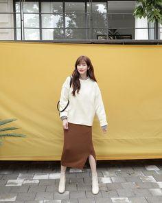 #Dahong Autumn style2017 #Soyeon