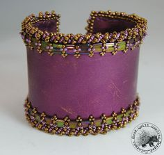 Guinevere by GoodQuillHunting on Etsy, $85.00.   Good design to use with fish leather